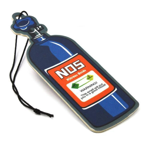 Nos Air Freshener - New Car Smell
