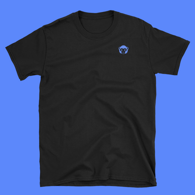 Blue Ape Black T