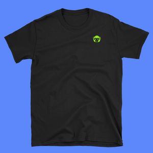 Green Ape Black T
