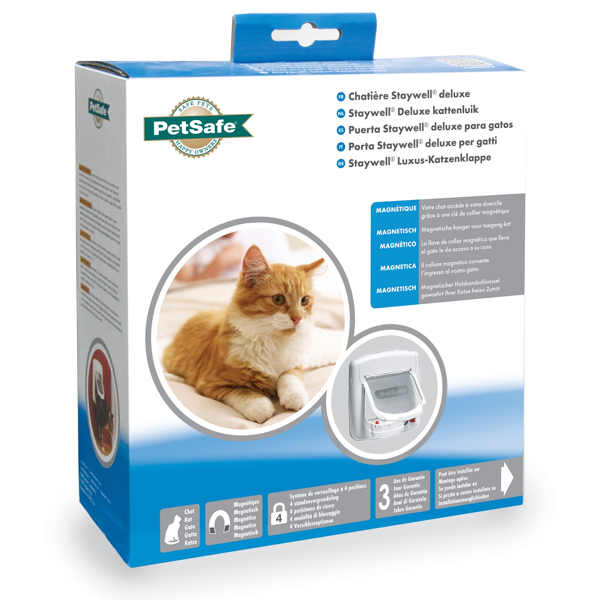 petsafe-staywell-deluxe-mit-magnethalsband-400-sgifd-haustiertuer-weiss