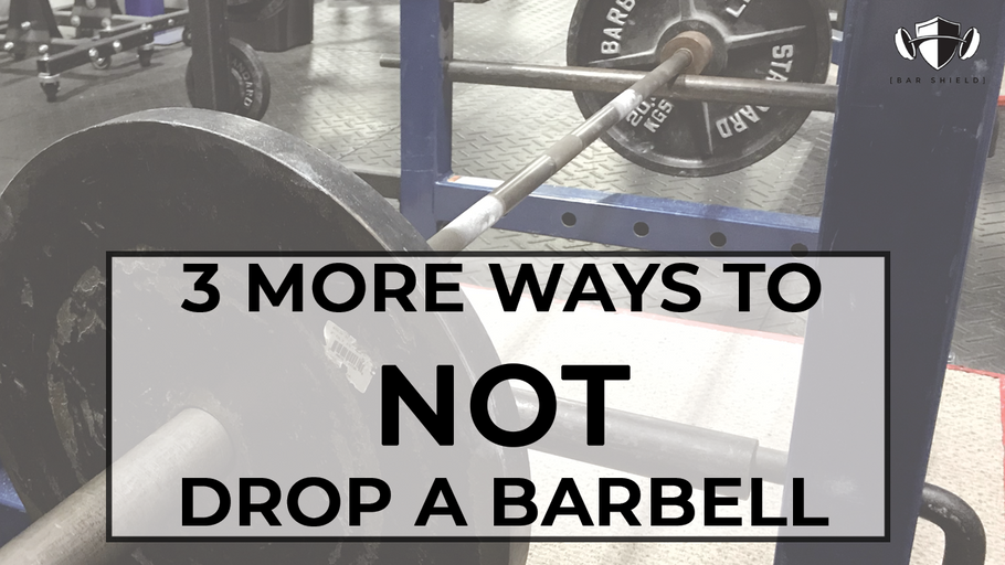 EP.92 | 3 More Ways to NOT Drop a Bar