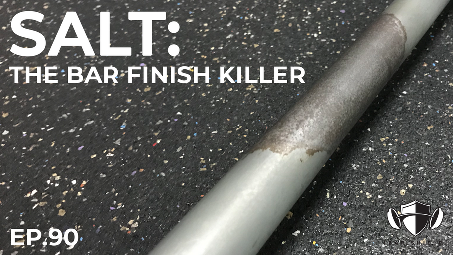 EP.90 | SALT: A Bar Finish Killer