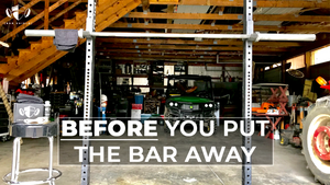 EP.101 | BEFORE Putting the Bar Away!
