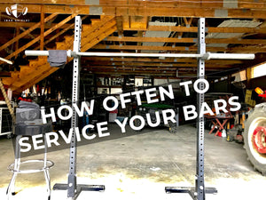 EP.102 | How OFTEN to Maintain Your Barbells