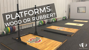 EP.117 | Wood OR Rubber Platforms?