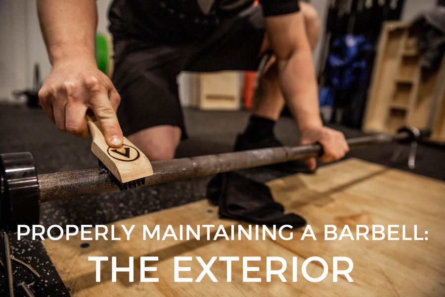 EP.119 | How to Properly Maintain a Barbell: Exterior