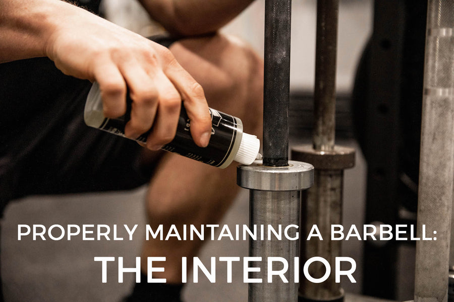EP.120 | How to Properly Maintain a Barbell: Interior