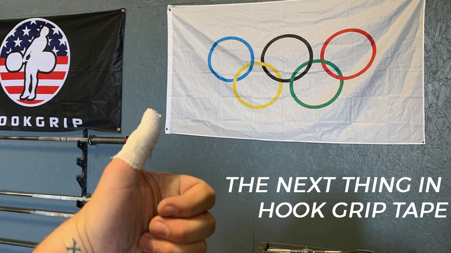 EP.121 | The Next Thing in Hook Grip Tape