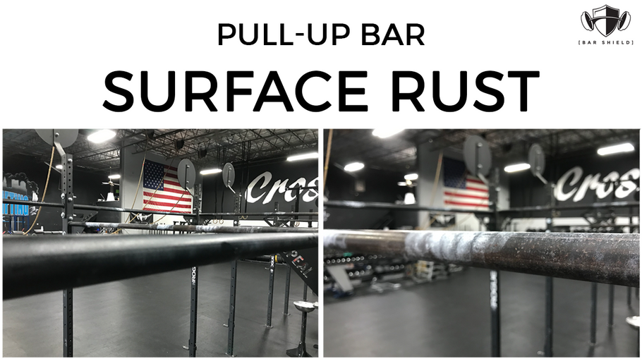 EP.123 | Pull-up Bar Surface Rust