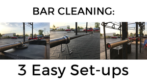 EP.124 | Bar Cleaning: 3 Easy Set-ups