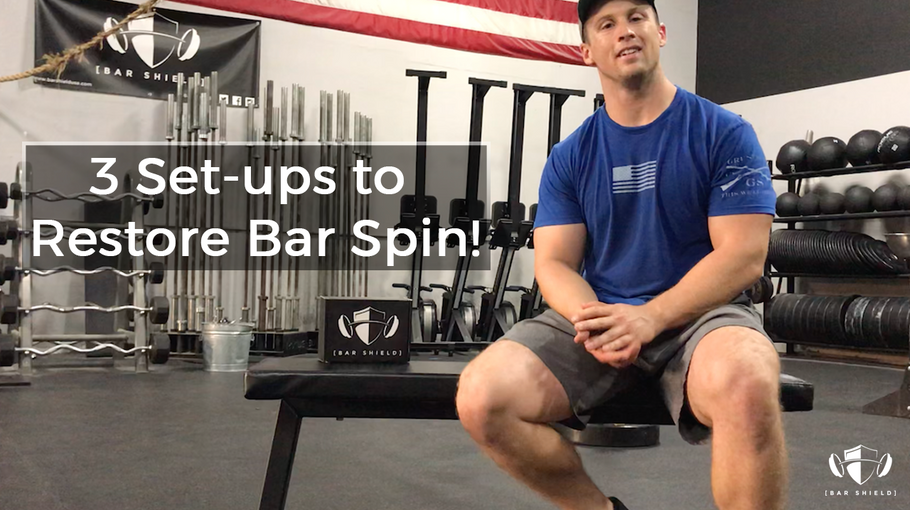 EP.125 | 3 Set-ups to Restore Bar Spin!