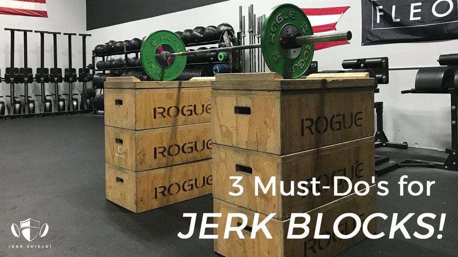 EP.129 | 3 Must-Do's for Jerk Blocks!