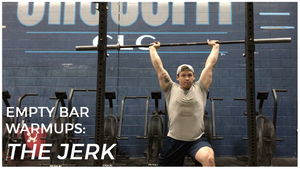 EP.136 | Empty Bar Warmups: The Jerk