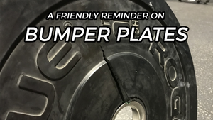 EP.137 | A Friendly Reminder on Bumper Plates