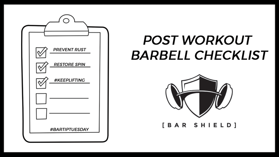EP.138 | Post-Workout Barbell Checklist