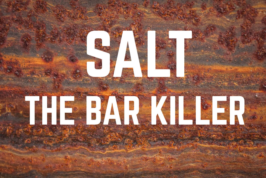 EP.148 | SALT - A Bar Killer?