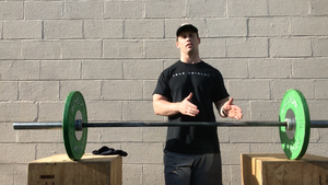 EP.65 | Plates hard to get on the barbell?
