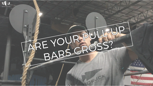 EP.77 | Are Your Pull-up Bars Gross?