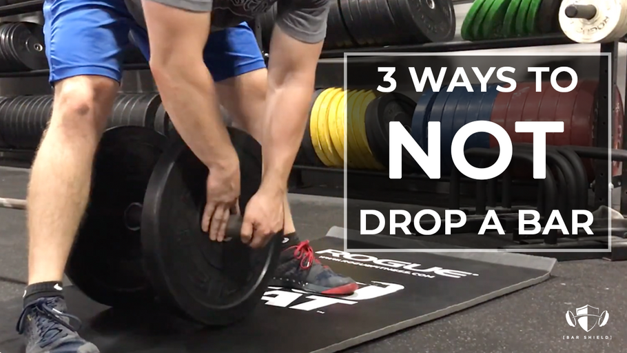 EP.78 | 3 Ways to NOT Drop a Barbell