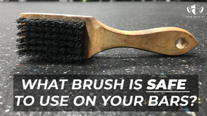 EP.95 | What Brush is SAFE to Use on Barbells?