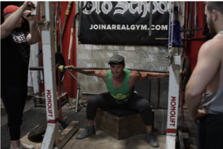 EP.17 | The Low Bar Squat Set-up Feat. Cory Gregory