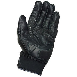 RIDEZ QUASAR GLOVES BLACK RLG263