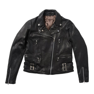 SugarRidez DOUBLE RIDERS JACKET BLACK  BFJ03