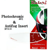 Raleri Photochromic Antifog Insert