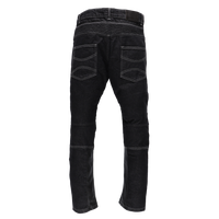 RIDEZ BIKER DENIM RDB02 DEEP BLACK