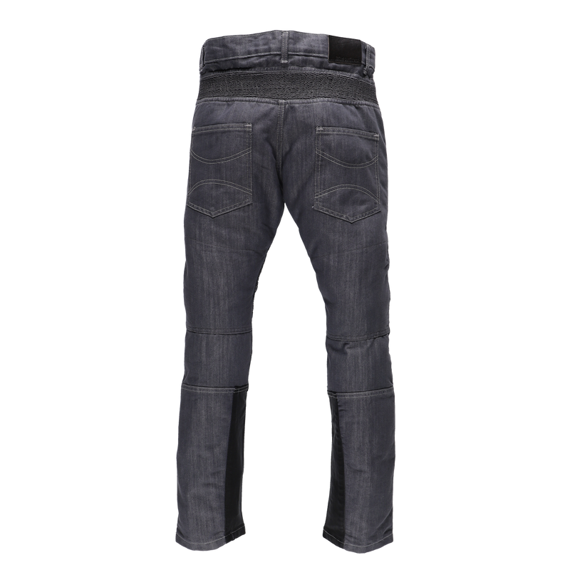 RIDEZ BIKER DENIM RDB02 DEEP GRAY