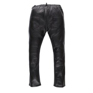 SugarRidez TAPERED FLEXIBLE LEATHER BLACK SLP01