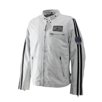 RIDEZ COMP JACKET WHITE/BLACK  RLJ1101
