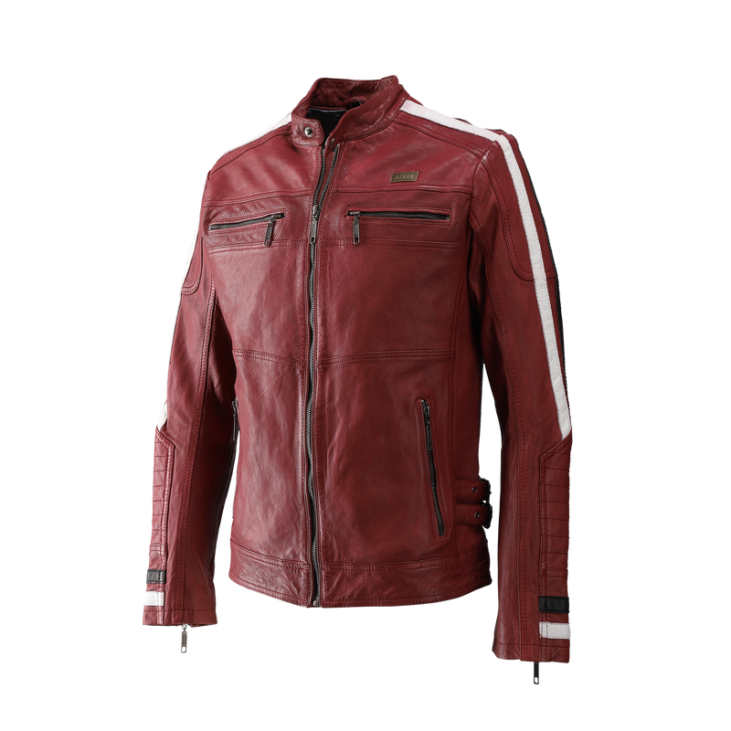 RIDEZ COMP4 JACKET RED RLJ211