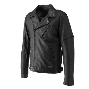 RIDEZ BLACK FLAG 201 JACKET BLACK BFJ05