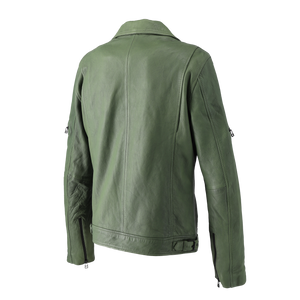 RIDEZ BLACK FLAG 201 JACKET GREEN BFJ05