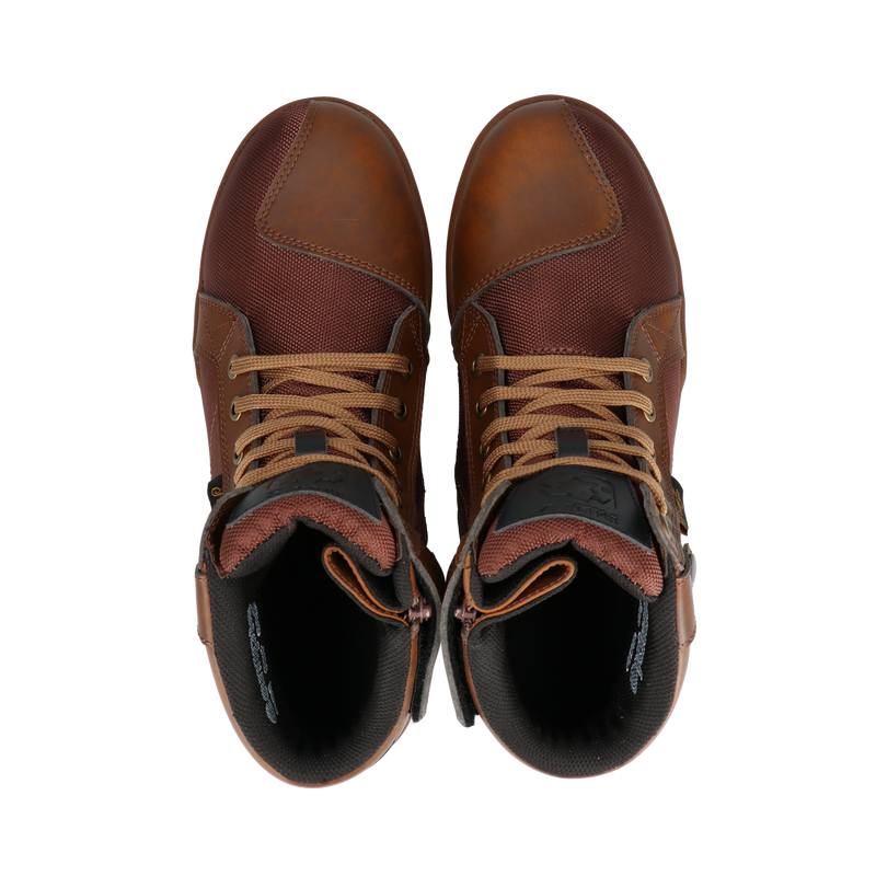 RIDEZ SNEAKERS MOTO-AW BROWN