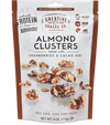 Almond Clusters: Cranberries and Cacao Nibs