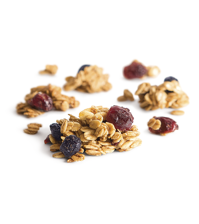 Bountiful Berry Granola Clusters