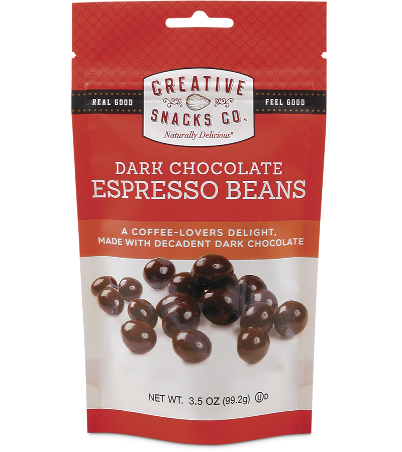 Dark Chocolate : Dark Chocolate Espresso Beans