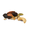 Heart Smart: Raisins, Sunflower Seeds, Almonds, Pumpkin Seeds, Cashews
