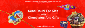 Kids Rakhi Makes Rakhi For Kids Super Exciting
