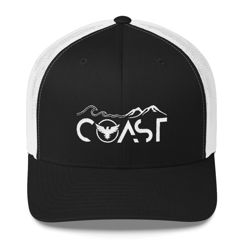 Men's Caps - Mountains to Coast Vintage Trucker Cap
