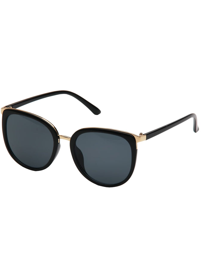 Driving Sunglasses - Men Metallic Detail Sunglasses