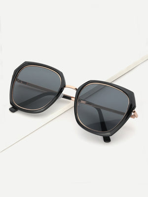 Cheap Sunglasses - Flat Lens Sunglasses