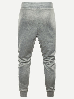 Pajamas - Men Zip Decoration Plain Drawstring Sporty Joggers