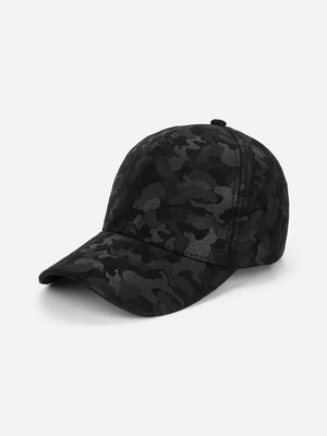 Men's Caps - Camouflage Pattern Baseball Cap