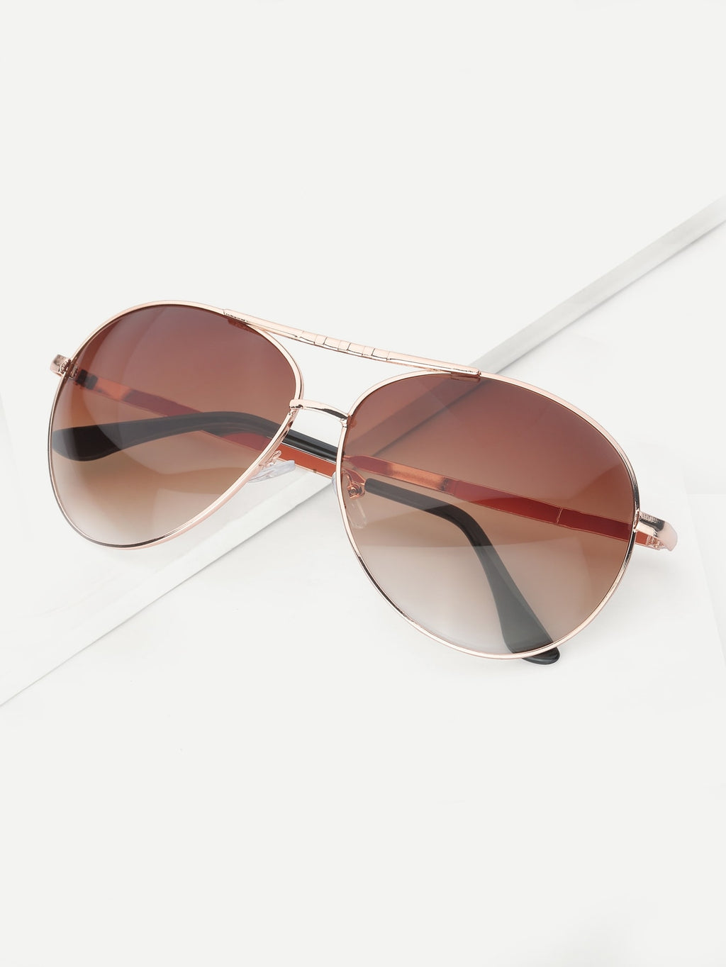 Men's Sunglasses - Double Bridge Sunglasses