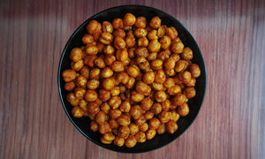 Roasted Kabuli Chana ( Tandori )