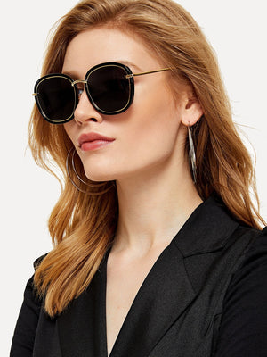 Online Sunglasses - Double Frame Sunglasses