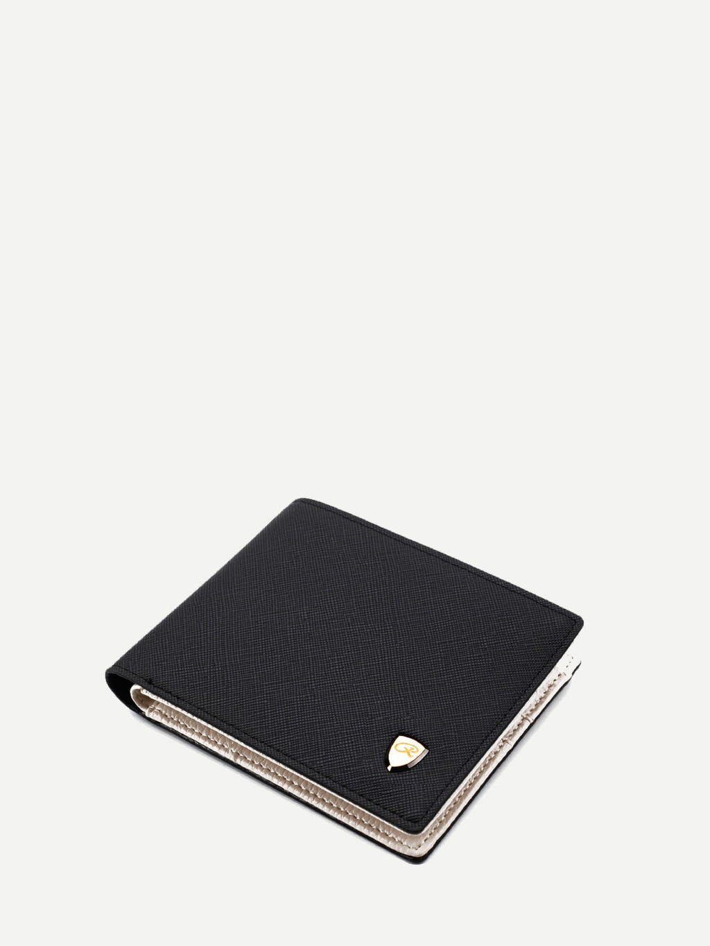 Men's Wallets - Fold Over Wallet With Card Slot